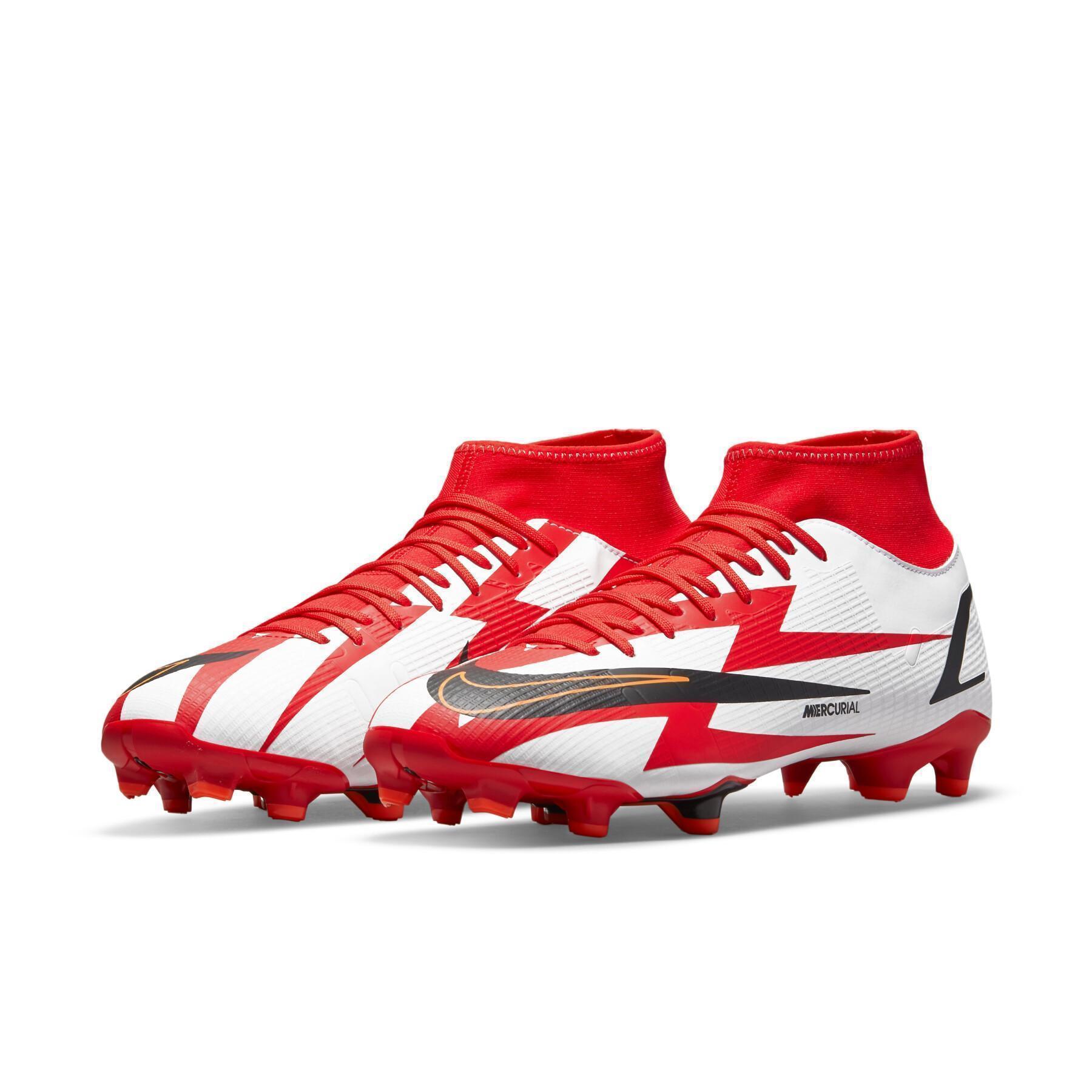 Sapatos Nike Mercurial Superfly 8 Academy CR7 MG