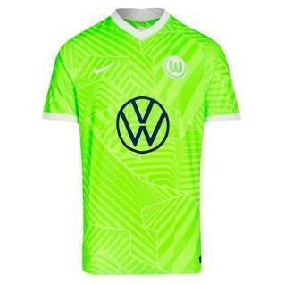 Camisola para crianças VFL Wolfsburg 2021/22
