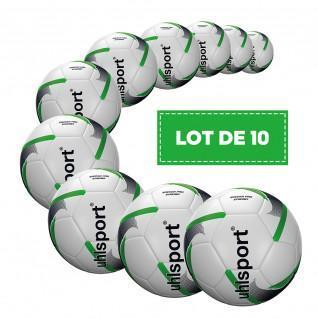 Pacote de 10 balões Uhlsport Soccer Pro Synergy