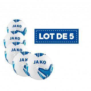 Conjunto de 5 balões Jako d'entraînement Promo 2.0