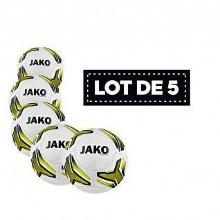 Conjunto de 5 balões Jako Match 2.0 light