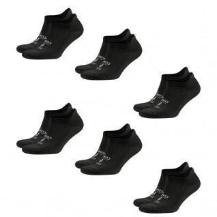 Pacote de 6 meias Balega Hidden Comfort