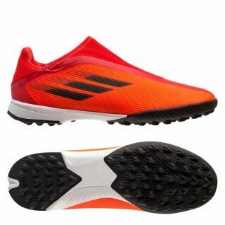 Sapatos adidas X Speedflow.3 Laceless TF