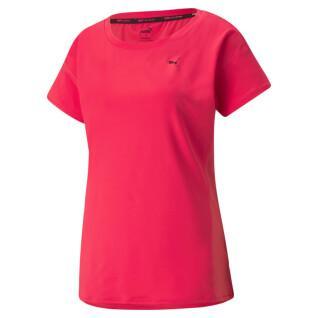 Camiseta feminina Puma Train Favorite