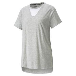 Camiseta feminina Puma Train Mesh