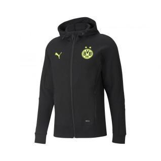 Casaco casual Borussia Dortmund 2021/22