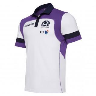 Camisola de algodão para exterior Écosse Rugby 2017-2018