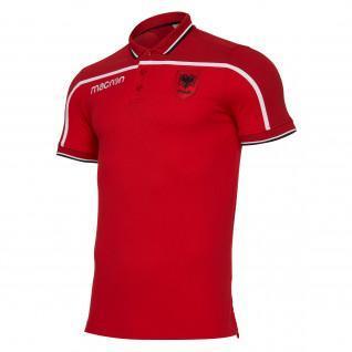 Camisa pólo de viagem Albanie  Euro 20
