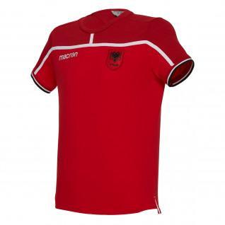 T-shirt de viagem para crianças Albanie Euro 20
