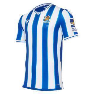 Camisola da Real Sociedad 2020/21
