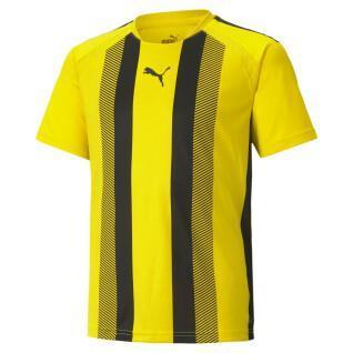 Camisola para crianças Puma Team Liga Striped
