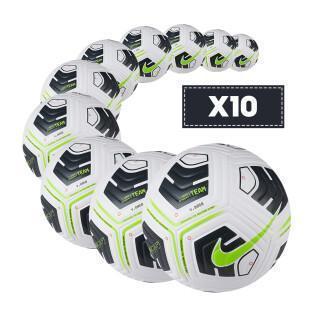 Pacote de 10 balões Nike Academy