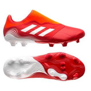 Sapatos de criança adidas Copa Sense.3 Laceless FG