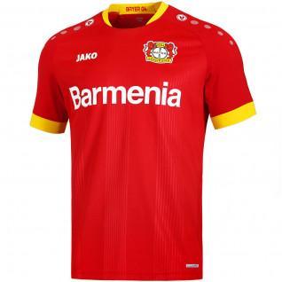 Bayern 04 camisa de criança leverkusen fora