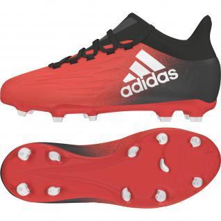 Sapatos de criança adidas X 16.1 FG