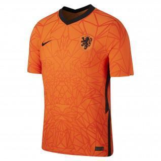 Camisa de casa autêntica Pays-Bas 2020