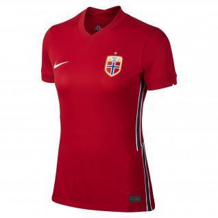 Camisa da casa da mulher Norvège 2020