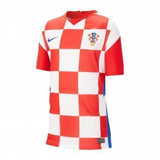 Camisola para crianças Croatie 2020
