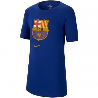 T-shirt criança barcelona evergreen crest 2