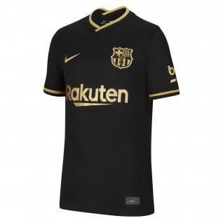 Barcelona camisola infantil exterior 2020/21