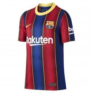 Camisola caseira Barcelona 2020/21