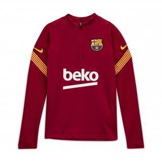 Treinando a criança barcelona 2020/21