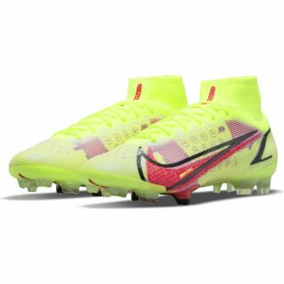 Sapatos Nike Mercurial Superfly 8 Elite FG - Motivation