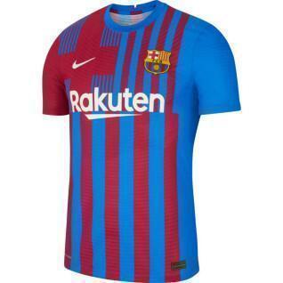 Camisa de casa autêntica FC Barcelone 2021/22