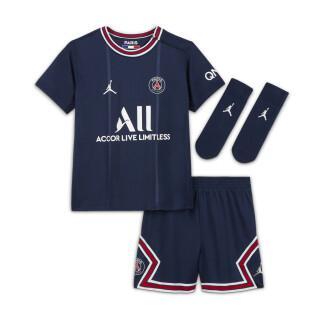 Kit para casa do bebé PSG 2021/22