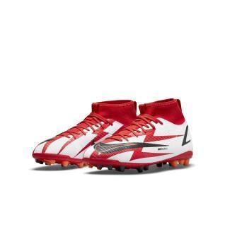 Sapatos de criança Nike Mercurial Superfly 8 Academy CR7 AG