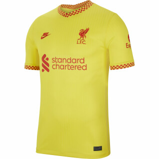 Autêntica terceira camisa Liverpool FC 2021/22