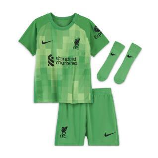 Conjunto de guarda de bebés Liverpool FC 2021/22