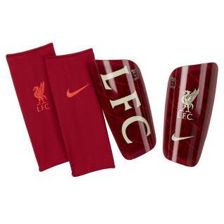 Caneleiras Liverpool FC Mercurial Lite