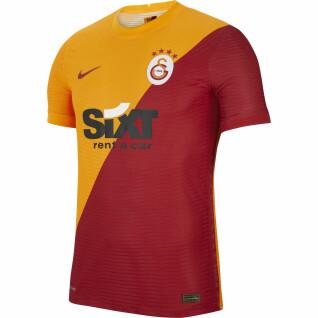 Camisa de casa autêntica Galatasaray 2021/22