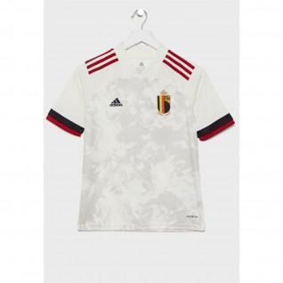 Camisola para crianças ao ar livre Belgique Euro 2020