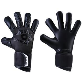 Luvas de guarda-redes Elite Sport Neo Black