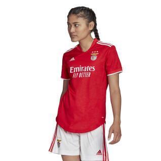 Camisa da casa da mulher Benfica 2021/22