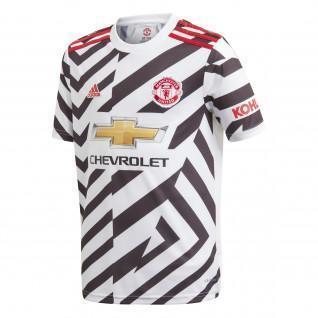 Terceira camisa para crianças Manchester United 2020/21
