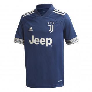 Camisola para crianças ao ar livre Juventus 2020/21
