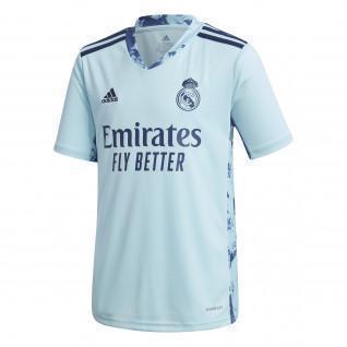 Camisola do goleiro da casa Real Madrid 2020/21