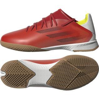 Sapatos de criança adidas X Speedflow.3 Indoor