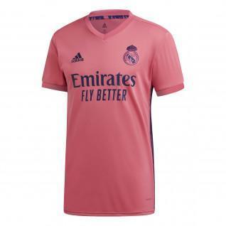 Camisola para o exterior Real Madrid 2020/21