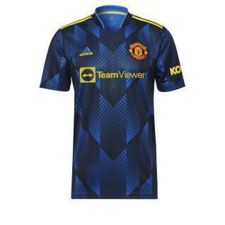 Terceira camisola Manchester United 2021/22
