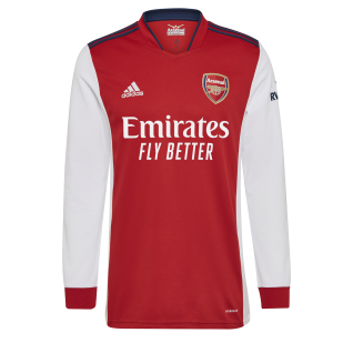 Home camisa de manga comprida Arsenal 2021/22