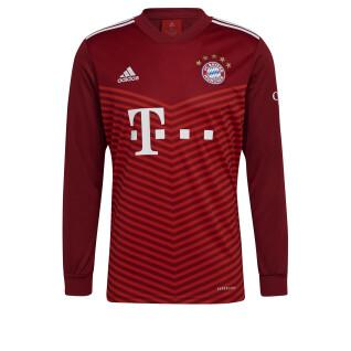 fc home jersey de manga comprida Bayern Munich 2021/22