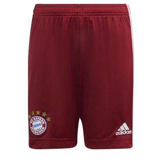 Calções para crianças em casa fc Bayern Munich 2021/22