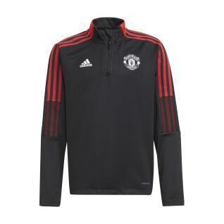Camisola para crianças Manchester United Tiro
