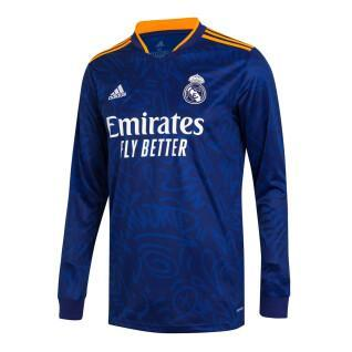 Camisola de manga comprida para exterior Real Madrid 2021/22