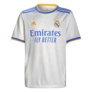 Camisola para crianças Real Madrid 2021/22