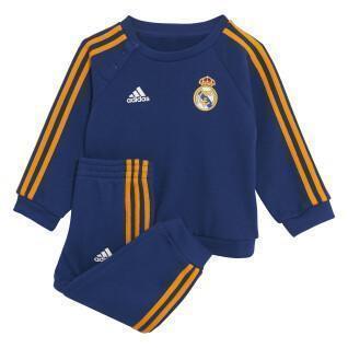 Fato de treino para crianças Real Madrid 2021/22 3-Stripes